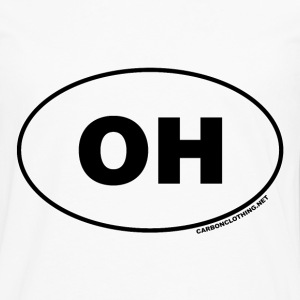 OH Ohio - Men's Premium Long Sleeve T-Shirt