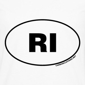 RI Rhode Island - Men's Premium Long Sleeve T-Shirt