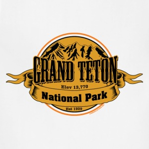 Grand Teton National Park - Adjustable Apron