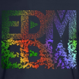 ethanx edm double Women's T-Shirts - Men's Long Sleeve T-Shirt