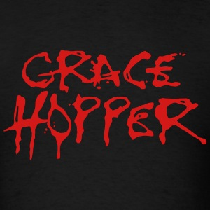 Grace Hopper / Alice Cooper Hoodies - Men's T-Shirt