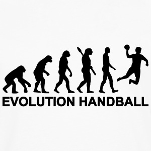 Evolution Handball T-Shirts - Men's Premium Long Sleeve T-Shirt