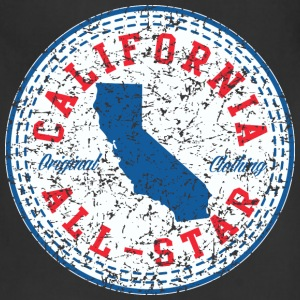 California All Star Original Hoodies - Adjustable Apron