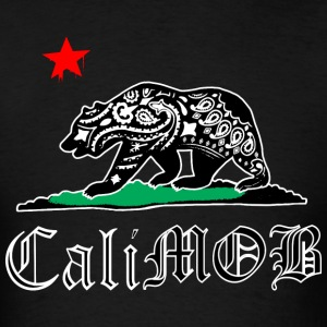 California MOB Hoodies - Men's T-Shirt