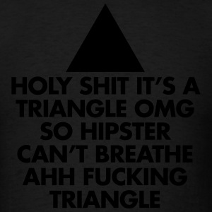 OMG So Hipster Hoodies - Men's T-Shirt