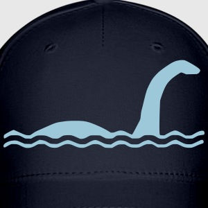 loch ness monster 1_ T-Shirts - Baseball Cap
