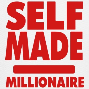 SELF MADE MILLIONAIRE T-Shirts - Trucker Cap
