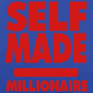 SELF MADE MILLIONAIRE Hoodies - Men's T-Shirt by American Apparel