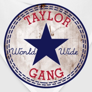 taylor_gang_2_new T-Shirts - Bandana