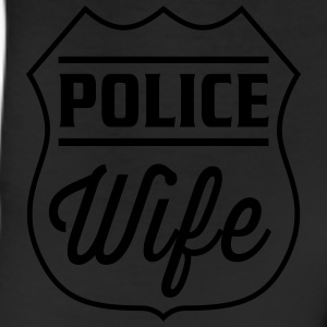 Police Wife Women's T-Shirts - Leggings