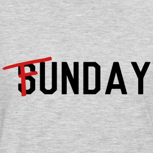 Sunday is Funday Women's T-Shirts - Men's Premium Long Sleeve T-Shirt