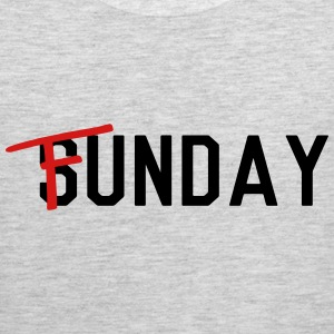 Sunday is Funday Women's T-Shirts - Men's Premium Tank