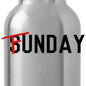 Sunday is Funday T-Shirts - Water Bottle