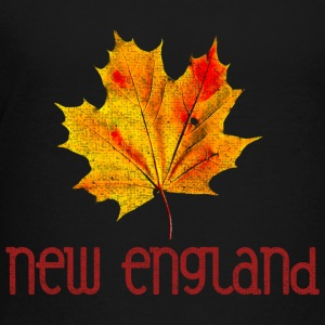 Autumn New England Leaf Sweatshirts - Toddler Premium T-Shirt