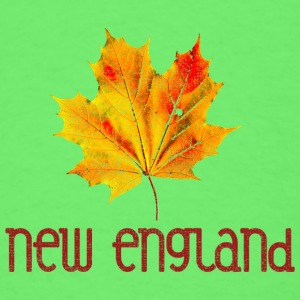 Autumn New England Leaf Baby & Toddler Shirts - Men's T-Shirt
