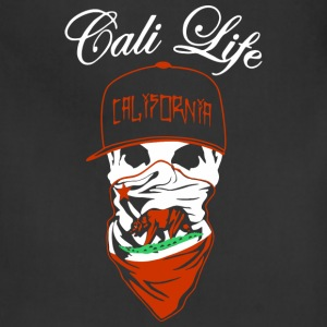 CALI Life Skull T-Shirts - Adjustable Apron
