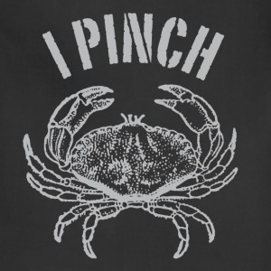 Crab. I pinch Women's T-Shirts - Adjustable Apron