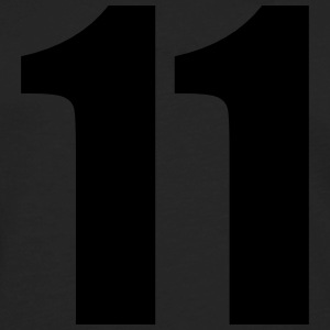 Number Eleven T-Shirts - Men's Premium Long Sleeve T-Shirt