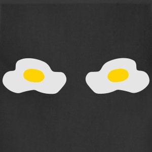 Fried Eggs Women's T-Shirts - Adjustable Apron