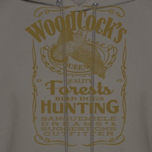 woodcock_label_positive T-Shirts - Men's Hoodie