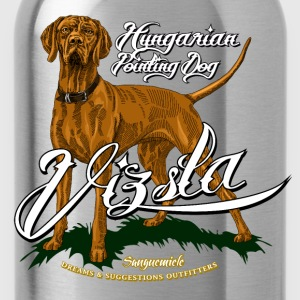 vizsla Women's T-Shirts - Water Bottle