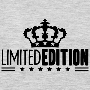 Limited Edition King Crown Stars Logo T-Shirts - Men's Premium Long Sleeve T-Shirt