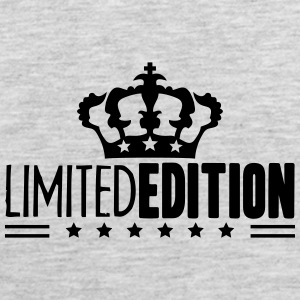 Limited Edition King Crown Stars Logo T-Shirts - Men's Premium Tank