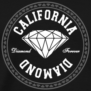 California Diamond Tanks - Men's Premium T-Shirt