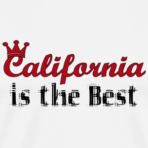 California Is The Best Tanks - Men's Premium T-Shirt