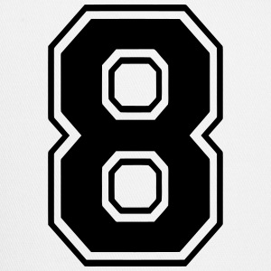Number 8 T-Shirts - Trucker Cap