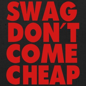 SWAG DON'T COME CHEAP Caps - Eco-Friendly Cotton Tote