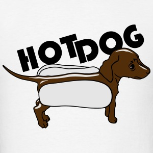 Hot dog Hoodies - Men's T-Shirt