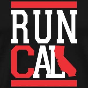 Run Cali Tanks - Men's Premium T-Shirt