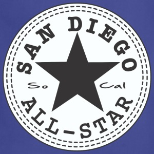 San Diego All Star T-Shirts - Adjustable Apron