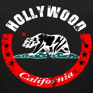 Hollywood California Women's T-Shirts - Men's Premium Tank