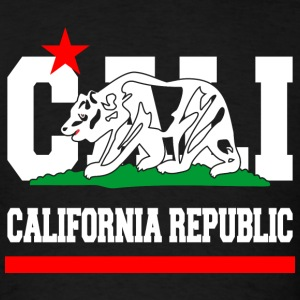 NEW California Republic Hoodies - Men's T-Shirt