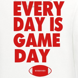 EVERY DAY IS GAME DAY - Contrast Hoodie
