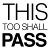 This too shall pass T-Shirts - Men's Premium T-Shirt