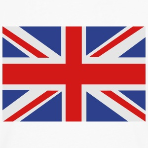 British Flag Women's T-Shirts - Men's Premium Long Sleeve T-Shirt