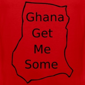 Ghana Get Me Some - Men's Premium Tank