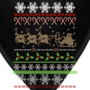 Ugly Christmas Sweater Inspired T-Shirts - Bandana