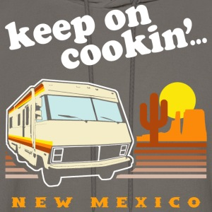 Funny! Keep on Cookin'... New Mexico - Men's Hoodie