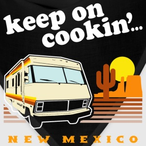Funny! Keep on Cookin'... New Mexico - Bandana