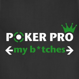 poker pro graphic Hoodies - Adjustable Apron