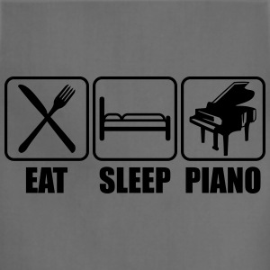 Eat Sleep Piano Logo T-Shirts - Adjustable Apron