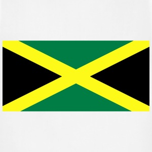 Flag of Jamaica T-Shirts - Adjustable Apron