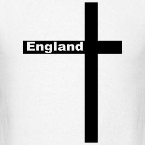England Cross of St George Tanks - Men's T-Shirt