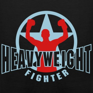 heavyweight fighter Bags & backpacks - Men's Premium Tank