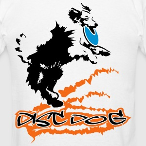 Disc Dog Hoodies - Men's T-Shirt