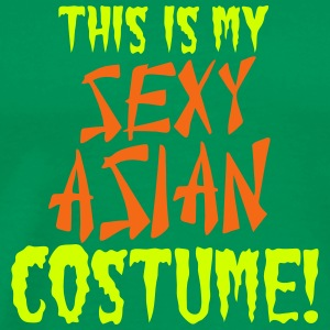 This is my SEXY Asian costume for Halloween Hoodies - Men's Premium T-Shirt